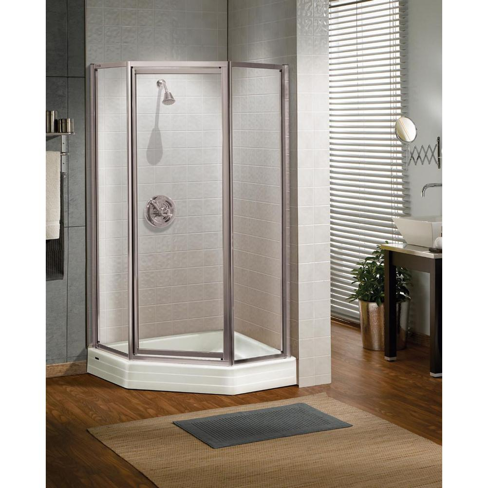 Shower Doors Neo Angle Sierra Plumbing Supply Grass Valley