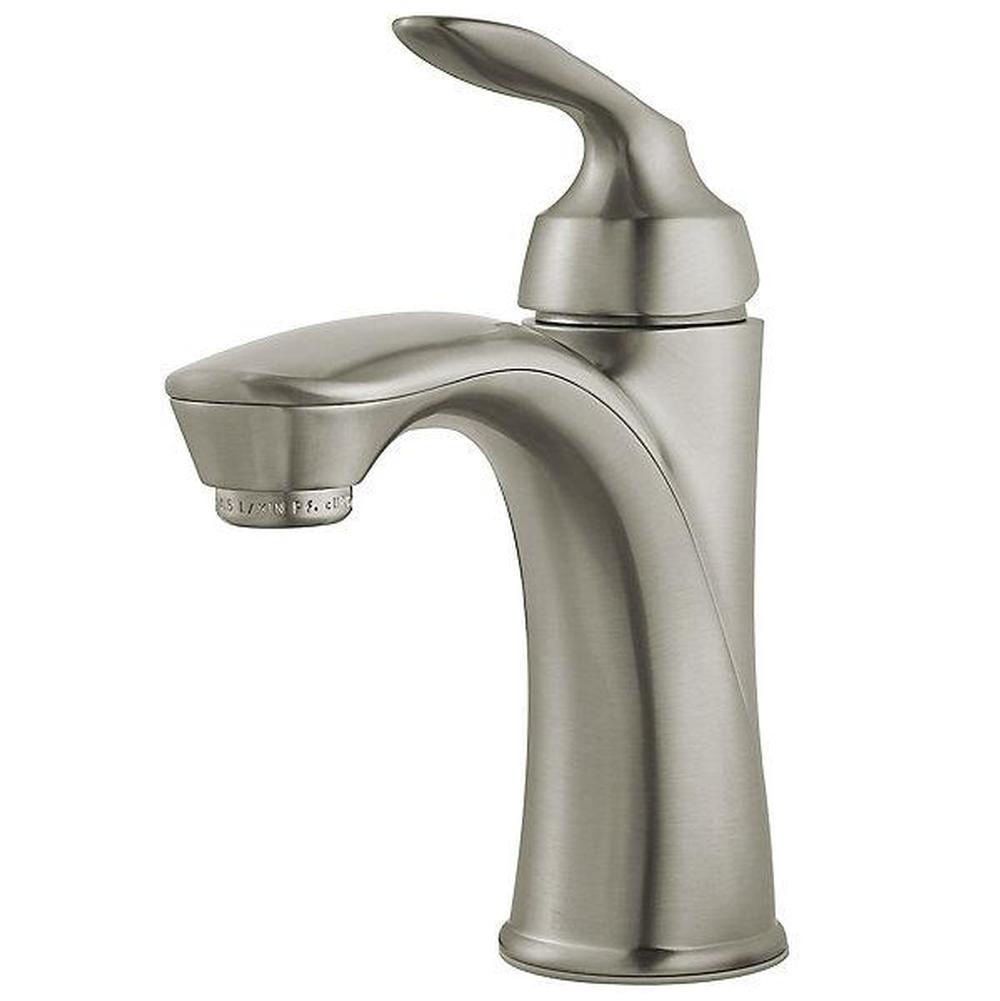 Pfister Bathroom Sink Faucets Single Hole | Sierra Plumbing Supply ...